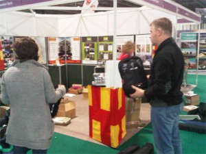 Outdoor Leisure Show 2011, Northumberland - An Independent Spirit