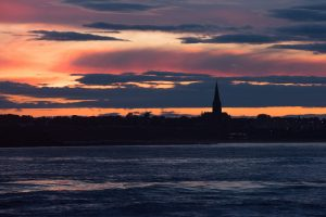 Cullercoats,sunset,North Sea,Northumberland,Northern Experience Pelagics,North Sea Pelagics,dolphin spotting,dolphin spotting North Sea,dolphin spotting Northumberland,whale watching,whale watching North Sea,whale watching Northumberland